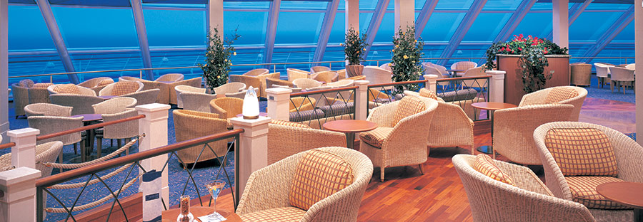Norwegian Sun Observation Lounge - 4-night Cuba cruises