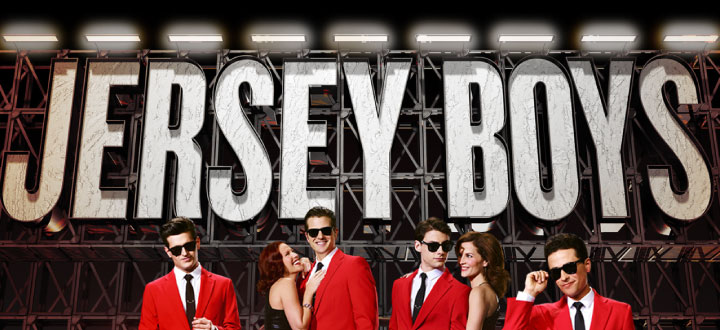 Jersey Boys on Norwegian Bliss - meet at sea