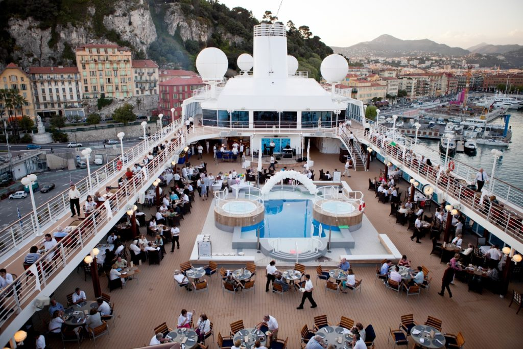 Are business cruises tax deductible? Azamara Club Cruises in Europe