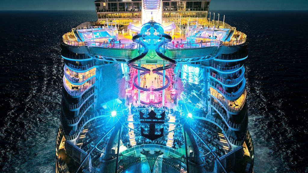 Symphony of the Seas - incentive travel Millennials