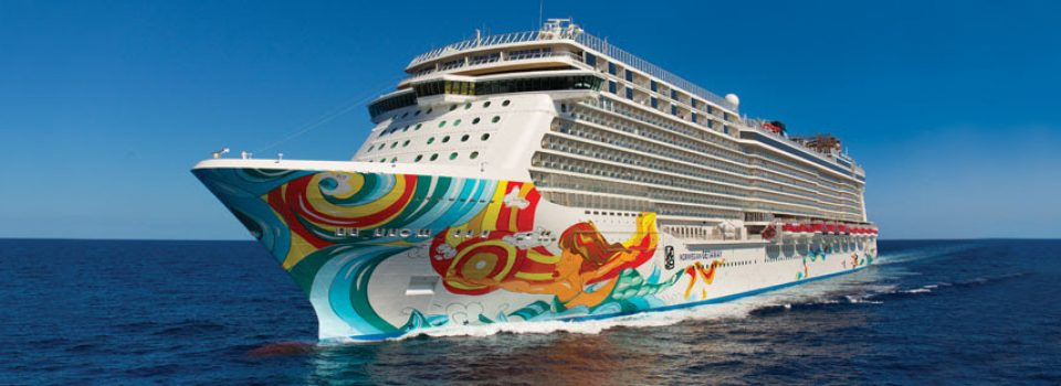 Norwegian Getaway 40-day charter for Rio Olympics