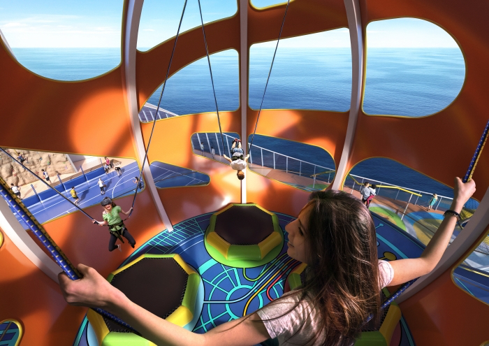 3 & 4-night corporate getaway cruises - Mariner of the Seas Sky Pad