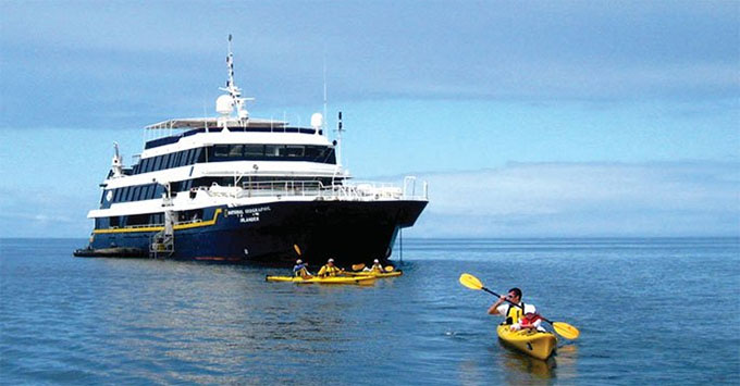 Galapagos Expedition National Geographic Islander