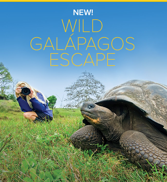 Galapagos Expedition 6 nights with Lindblad National Geographic