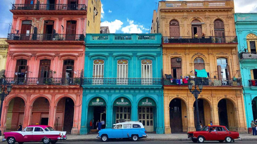 Virgin Voyages Scarlet Lady 4  5-night voyages to Cuba