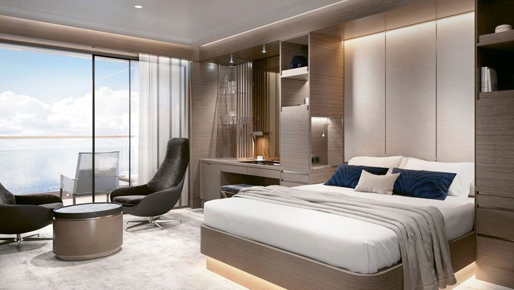 Ritz-Carlton Yacht Suite