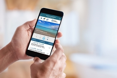 Norwegian Cruise Line mobile app