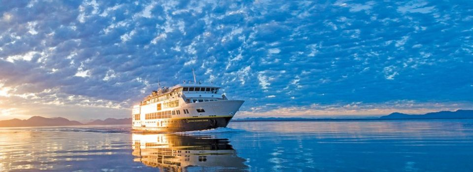 Lindblad's National Geographic Venture expedition cruises