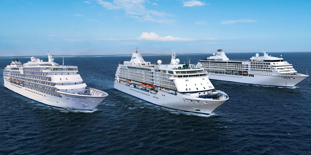 Regent Seven Seas Cruises offers free WiFi to all guests on every ship.
