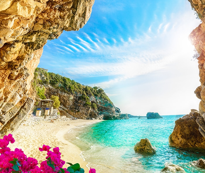 Complimentary Wellness Excursion in Corfu during Regent Seven Seas Cruise