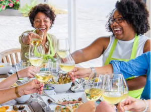 Holland America Food & Wine tour in Curacao. Cooking with Caribbean Spice Girl