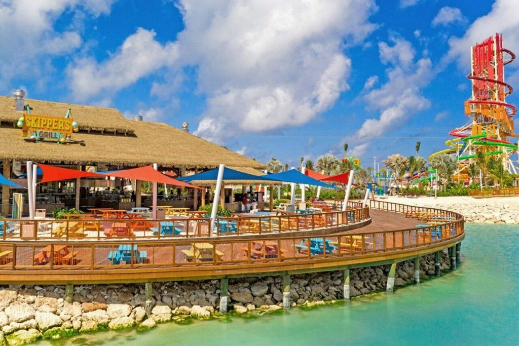 Skippers Grill at Perfect Day CocoCay