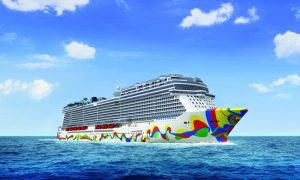 Norwegian Encore cruises to Bermuda
