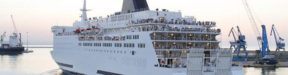 Ship charter for workforce housing