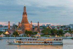 Viking River cruise charter in Asia
