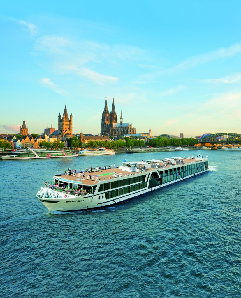 Amadeus River Cruise Charter