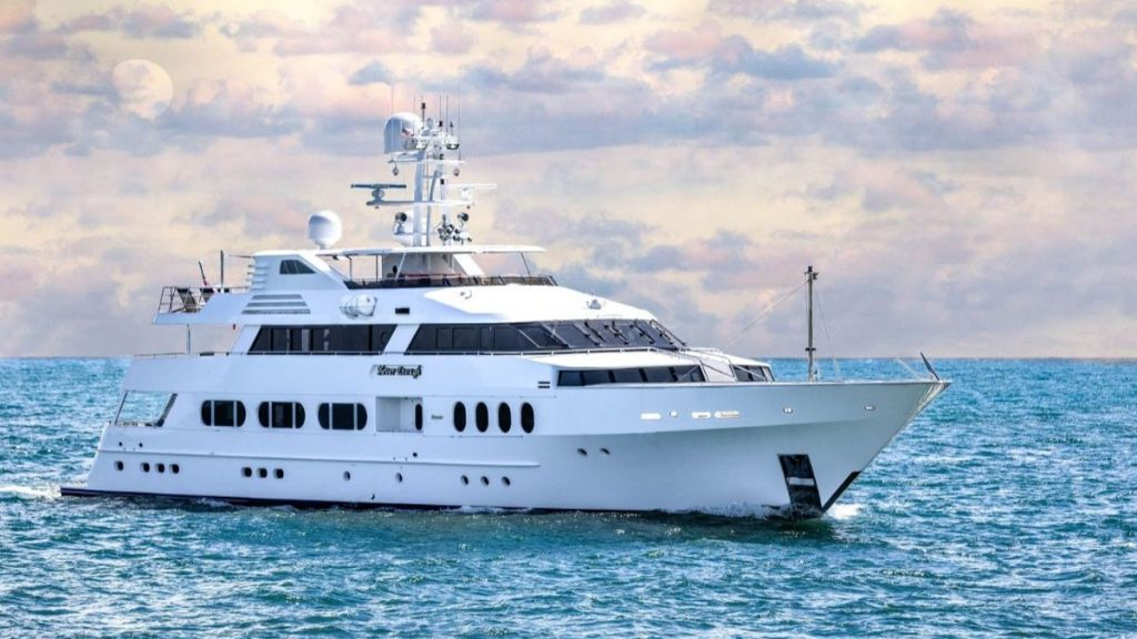 Never Enough Yacht Charter Holiday Special