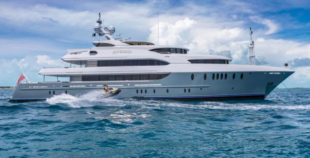 Sovereign Yacht Charter