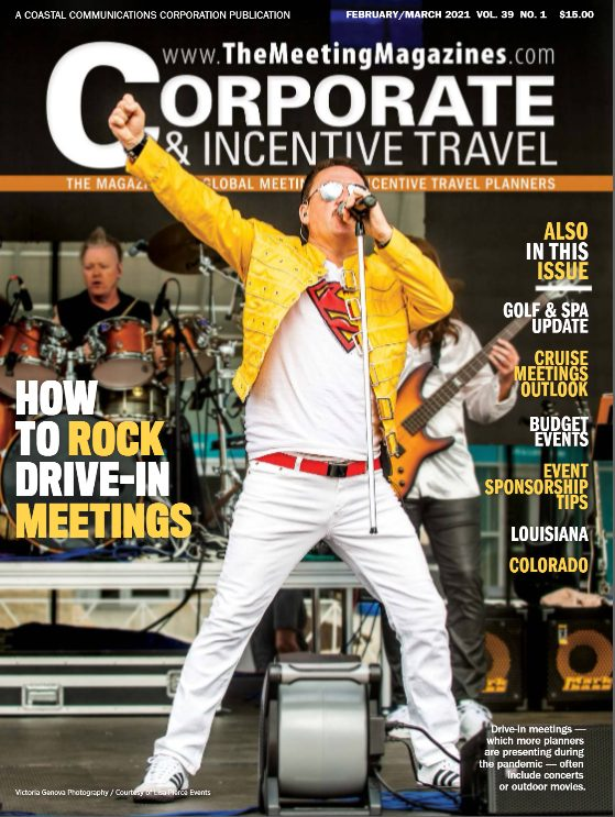 Corporate & Incentive Travel Magazine - Feb-March 2021