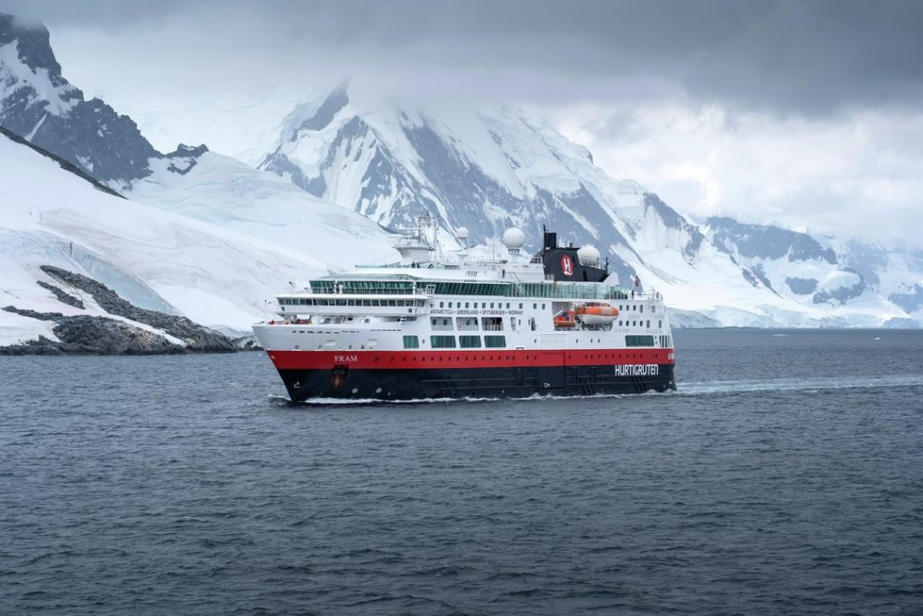 hurtigruten antarctica expedition