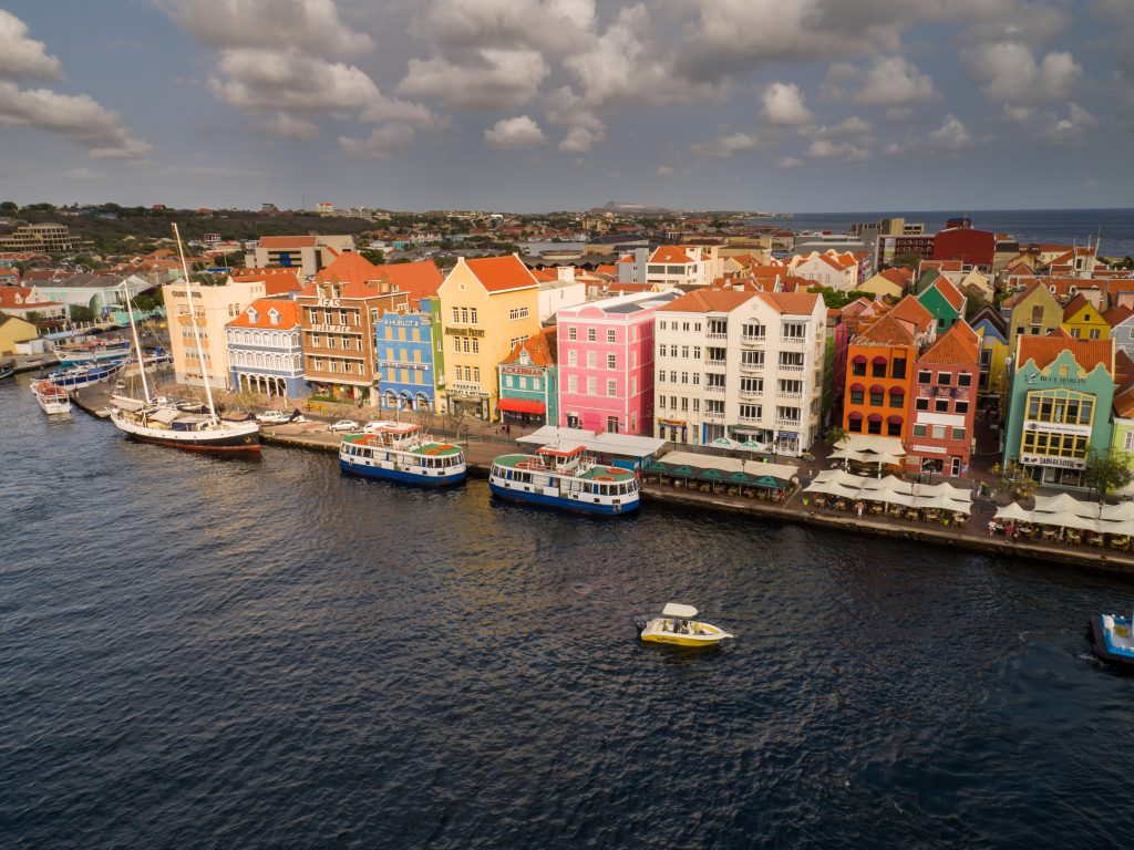 Celebrity Millennium cruises - Curacao Houses