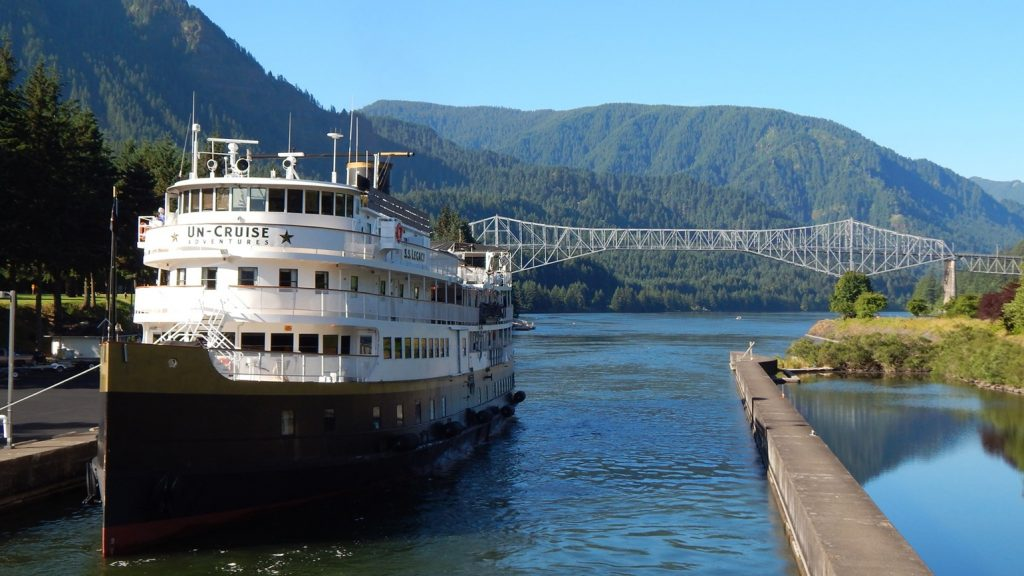 Uncruise Adventures Legacy charter Pacific Northwest 2021